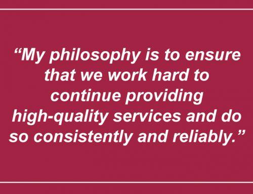 Amanda Sawyer Joins MHA as VP of Quality & Organizational Impact