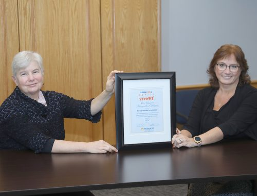 MHA Receives Providers' Council Peer Provider Award!