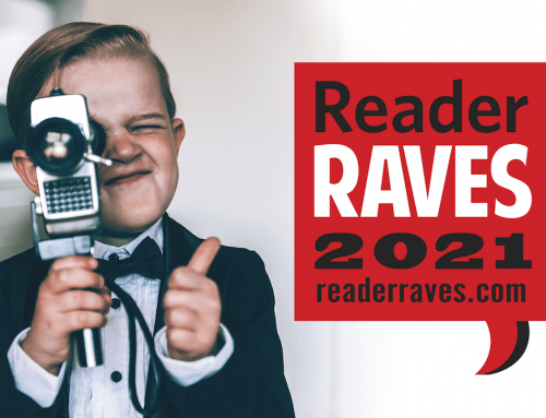 Congratulations! Reader Raves Winners…MHA Wins 3 Years in a Row!