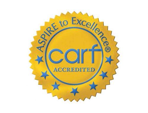 Twelve MHA Programs Earn CARF International Accreditation!