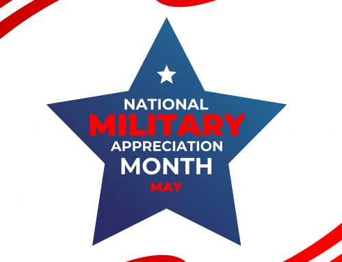 MHA Salutes Our Military—and Serves Them, Too.
